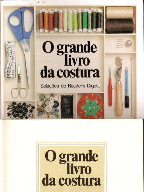 o Grande Livro Da Costura - Ebook download as PDF File