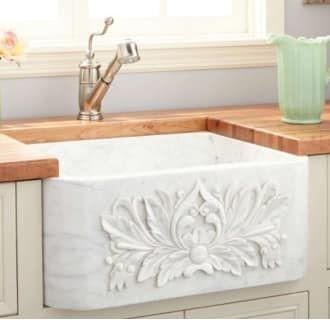 Signature Hardware 909895 24 Copper Farmhouse Sinks Kitchen Sink Design Shabby Chic Kitchen