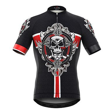 21Grams Mens Cycling Jersey Long Sleeve Breathable Bike Jersey Shirt Top Quick Dry
