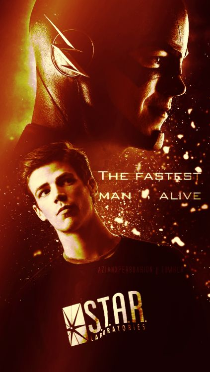 grant gustin as The Flash/Barry Allen❤❤❤❤