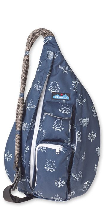 Kavu Rope bag Navy Camper | Kavu rope bag, Kavu bag