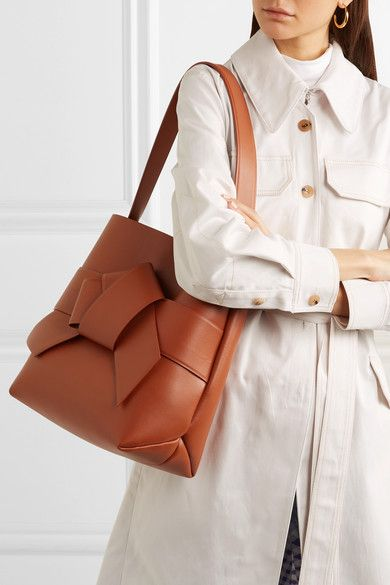 fair price most popular best selling Acne Studios - Musubi large knotted leather shoulder bag ...