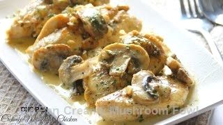 Creamy Hen Pasta Jamie Oliver Great Chicken Recipes Best Chicken Recipes Creamy Mushroom Chicken
