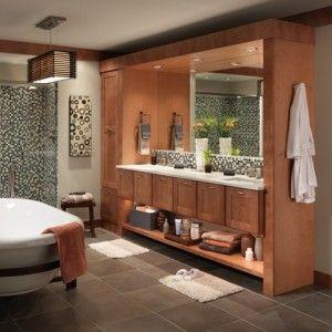 Remodel High End Bathroom Vanity Cabinets
