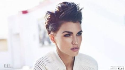 Ruby Rose: Orange Is The New Black Stars Most Perfect Looks