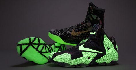 buy online 481c0 229ef Nike Basketball NOLA Gumbo League All-Star Collection  LeBron 11, KD 6    Kobe 9 Elite (2)