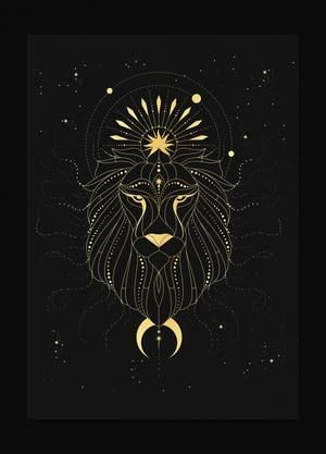 Leo Goddess Zodiac Leo Art Leo Constellation Tattoo Astrology Art