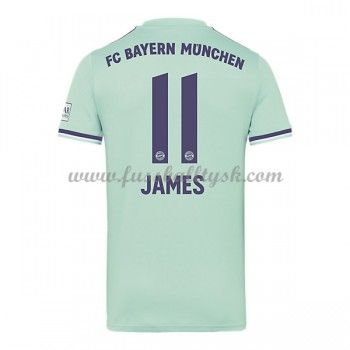 Bundesliga Fussball Trikots Bayern Munich 2018 19 James Rodriguez 11 Auswartstrikot Kurzarm Bayern Munchen Fussball Trikots Bayern Munchen Trikot