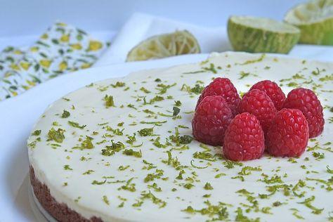ElsaRblog: Limoen-roomtaart (Recept uit America/Portugal)