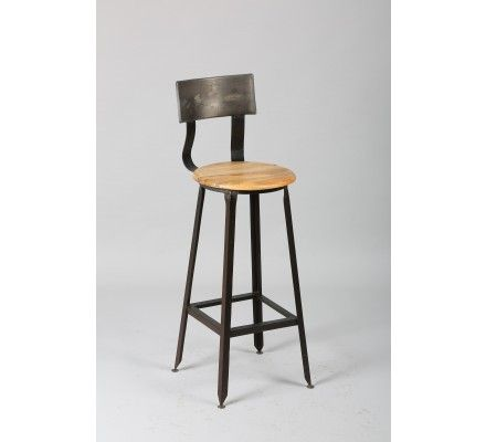 Chaise De Bar Usine Gray Chaise Bar Tabouret De Bar Chaise De Bar Industriel