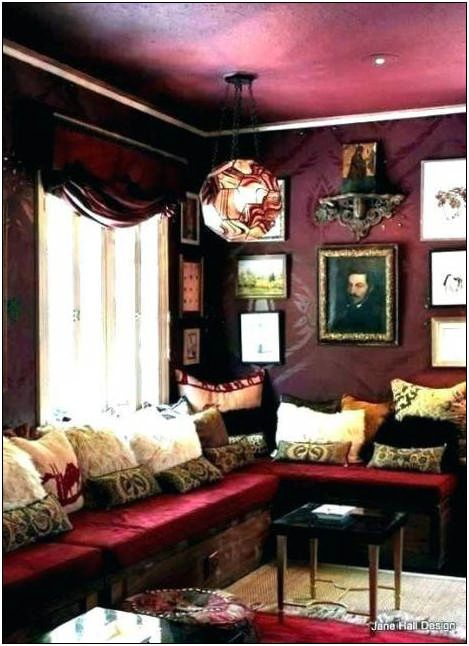 25 Red Black And White Living Room Decorating Ideas 16 Tipsmonika Net Maroon Living Room Burgundy Bedroom Burgundy Living Room