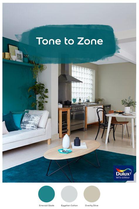 Simple Design Ideas For Open Plan Decorating Interior Design