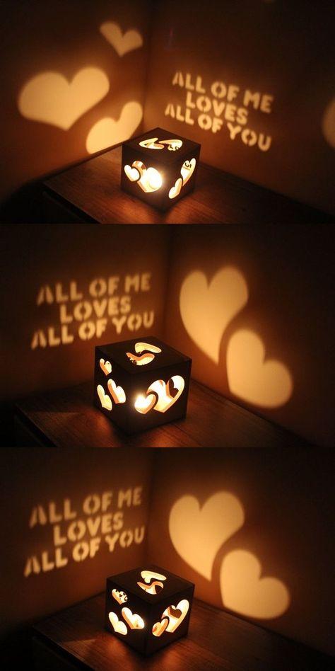 Unique Valentines Romantic Gift for Him -  - #giftforboyfriend