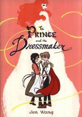 Best Beach Reads 2020 Romance High School   The Prince and the Dressmaker by Jen Wang | Helen