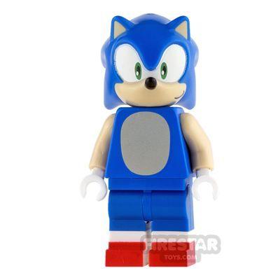 Lego Dimensions Mini Figure Sonic The Hedgehog Dimensions Lego Minifigures Lego Minifigures Firest In 2020 Lego Dimensions Lego Minifigures Sonic The Hedgehog