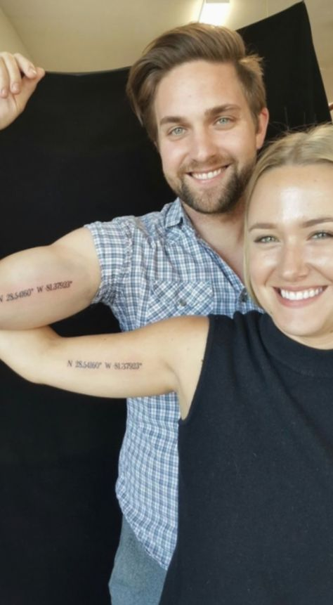 50 Tattoo Designs for Couples - Make the Perfect Choice Fast! ▷ 1001 Ideas for Matching Couple Tattoos to Help You Declare Your, E Tiny Couples Matching Tattoos Ideas Arrow Tattoos