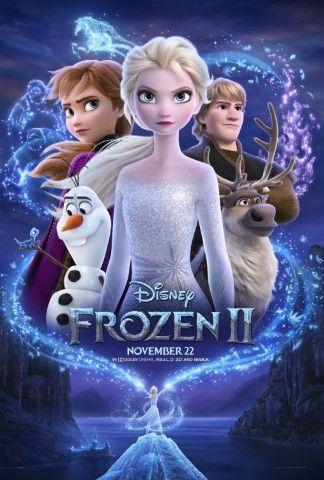 Ccxp19 Disney Promove Pre Estreia De Frozen 2 E Painel Sobre