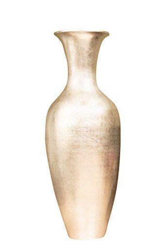 Green Floral Crafts 46 In Classic Bamboo Large Floor Vase Silver Large Floor Vase Ceramic Vases Decor Floor Vase