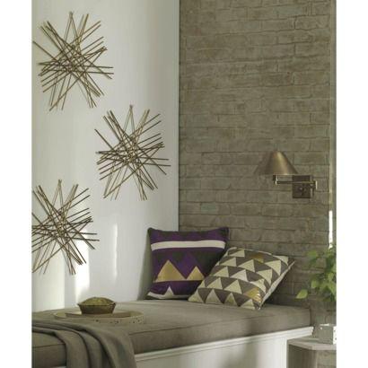 Nate Berkus Starburst Wall Decor   Gold; $34.99 | For The Home | Pinterest  | Nate Berkus, Wall Decor And Walls