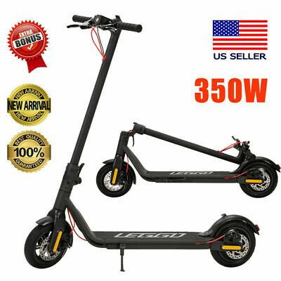 Advertisement Ebay High Speed Folding Electric Scooter 350w