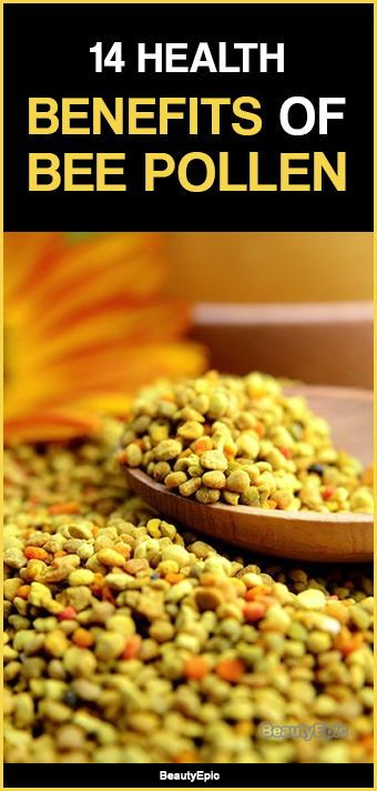 14 Incredible Health Benefits Of Bee Pollen You Must Know Bee Pollen Benefits Health Bee Pollen Honey Bee Benefits