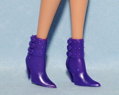 Sherry Boots shoes for Fashion royalty FR2 Nu Face 2 poppy parker obitsu 7FR2-30