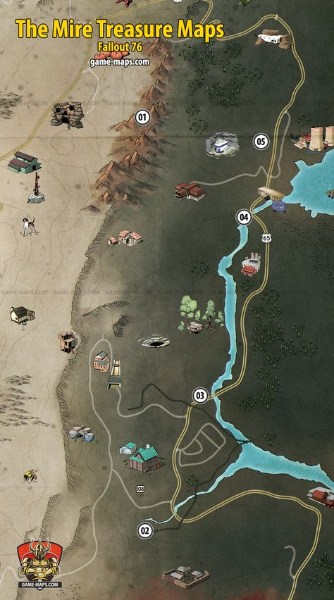 Fallout 76 Forest Treasure Map 8 : fallout, forest, treasure, Fallout, Ideas, Fallout,, Treasure, Maps,