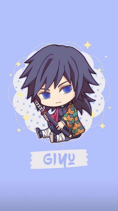 Yandere Demon Slayer X Reader Anime Chibi Anime Demon Cute Anime Character Chibi cute anime wallpaper phone