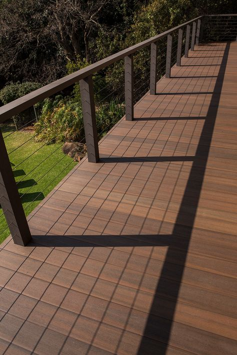 Composite Decking That Looks Like Real