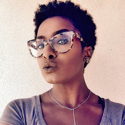 TEENY WEENY AFRO: Natural Hair Haircuts For Any Length And Texture | HuffPost http://www.shorthaircutsforblackwomen.com/short-hairstyles-for-black-women/