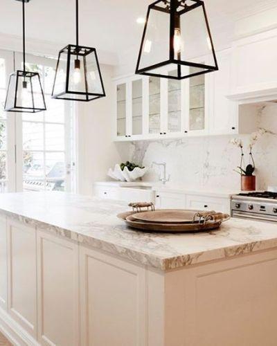 Black Pendant Lights Dos House Design Kitchen Kitchen Design
