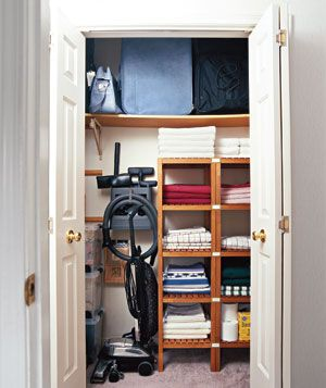 How To Organize Your Linen Closet In 5 Simple Steps Home Organization Home Decor Home
