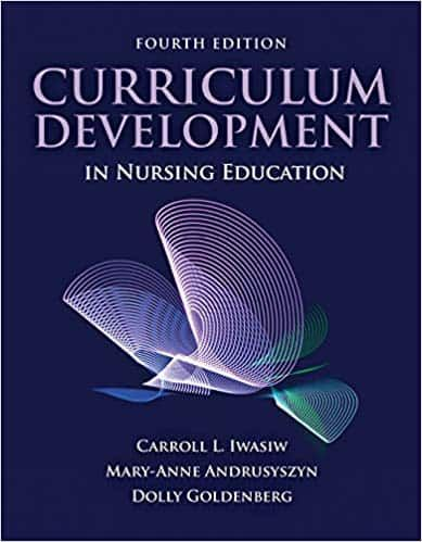 Curriculum Development In Nursing Education 4th Edition Ebook