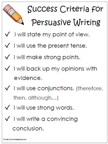 Example Of Persuasive Letter Year 6. persuasive writing examples for kids  Google Search Teaching Writing Pinterest Persuasive and Searching