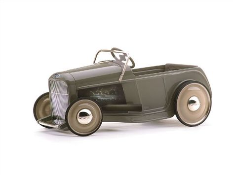 Street Rod Pedal Cars - Street Rodder Magazine