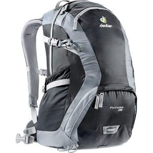 Ultralight Packing tips: Always use small bags, like this Deuter backpack for men. It will make  travel so much easier when you don't have to lug a huge bag around the train station.
