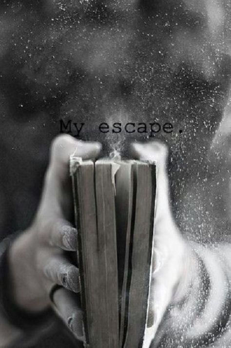 The escape, that is is a good book. | Zitate zum thema