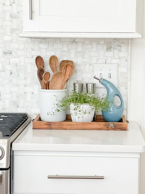 100 Kitchen Counter Decor Ideas In 2021