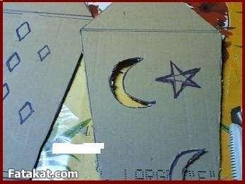 طريقة عمل فانوس رمضان مجسم بالكارتون روعة Fairy Houses Blog Posts Blog