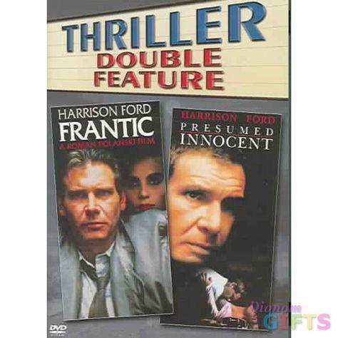 FRANTIC\/PRESUMED INNOCENT (2PK) DVD-NLA Products Pinterest - presumed innocent book