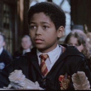 Dean Thomas Icon Classyswt In Tumbler Dean Thomas Harry Potter Aesthetic Harry Potter Icons
