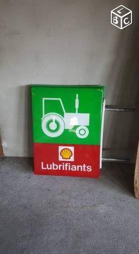 Enseigne Lumineuse Tracteur Shell Lubricant Enseigne Lubricant Lumineuse Shell Tracteur Https A Coolbang Cf P 6638