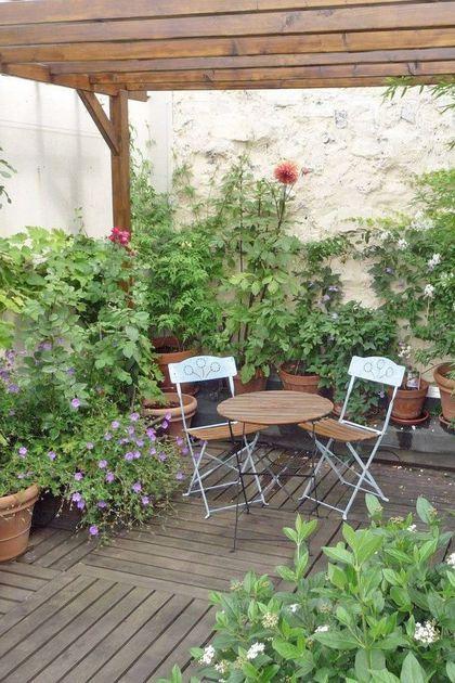 Photo Terrasse 40 Terrasses Comme Des Petits Coins De Paradis