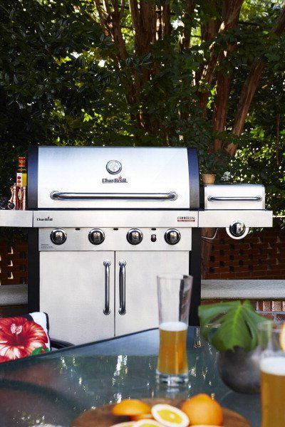 Char Broil Commercial Series Grill Features Tru Infrared Technology For Juicier Food And No Flare Ups Or Hot And Cold Spots Char Broil Grilling Gas Grill