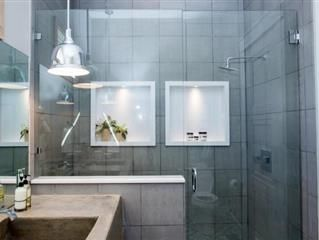 If Your Shower Has Been Feeling A Bit Cramped Lately Open Up The Space With These Tips And Ideas Bathrooms Remodel Small Space Design Fixer Upper