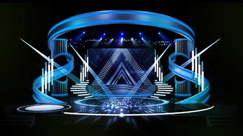 "Stage design for ""Shanghai Journalist Festival"" -2018"