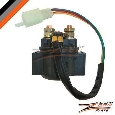 NEW Starter Solenoid Relay Honda GL1800 Goldwing 1800 2004 2005 2006 Motorcycle