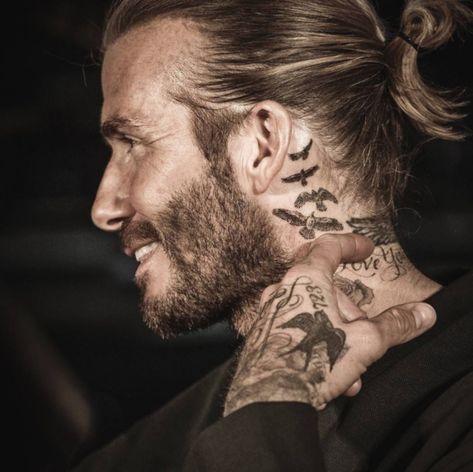 David Beckham not aging so gracefully