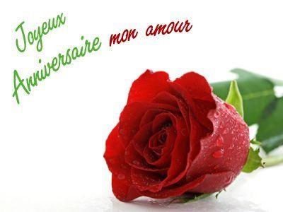Joyeux Anniversaire Mon Amour Citation Joyeux Anniversaire Mon