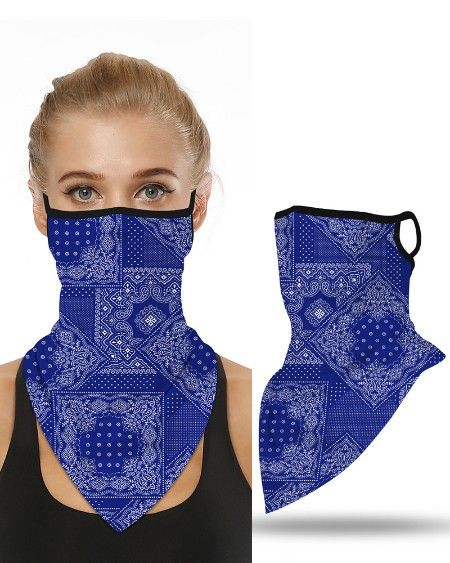 InMarry Adult Face Bandanas Reusable Washable Breathable for Outdoor Cycling Anti-dust
